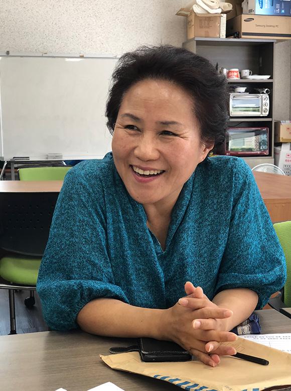 광주 동구의회 사회도시위원장을 맡고 있는 전영원 의원.