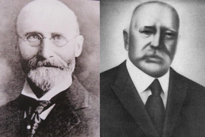 알렌 (Horace Newton Allen)과 모스[James. R. Morse) 호러스알렌(Horace Newton Allen, 1858-1932). 미국 오하이오주 델라웨어 출신의 의사이자 선교사(왼쪽 사진). 1984년 의료선교로 내한, 미공사관 의사, 조선 황실의사 겸 정치고문을 지냈으며 한국 최초 현대식 병원 광혜원을 설립. 1890년부터 미국공사관 서기가 되면서 본격적인 외교활동 시작. 1895년 운산광산(雲山鑛山) 채굴권, 1896년 경인철도 부설권을 미국인 모스(Morse)에게 넘겨주고 1897년 미국공사겸 총영사가 되면서 전력회사 설립권을 미국인 콜브란에게 넘겨주는 등 대한제국의 수많은 이권사업에 개입했다.   제임스모스(James. R. Morse미국 상인, 오른쪽 사진). 일본에 있다가 내한 한 후 조선 철도부설권을 획득하려 고전 분투하던 중 미국 공사의 도움으로 이완용과 철도창조계약을 체결하였으나 반대하는 세력이 강하여 사업권 확보에 실패, 당시 모스는 조선 정부에 왕복 여비와 폐업 손해배상으로 1만원을 요구했을 정도로 장사치에 불과했다. 이후 철도부설권은 1894년 강압적으로 일본인들에게 넘어갔으나 1896년 3월29일 고종의 아관파천 중에 부설권이 다시 모스에게로 넘어갔다. 모스는 운산금광채굴권까지 미국공사의 도움으로 획득했다.