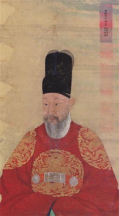 조선 21대 왕 영조.