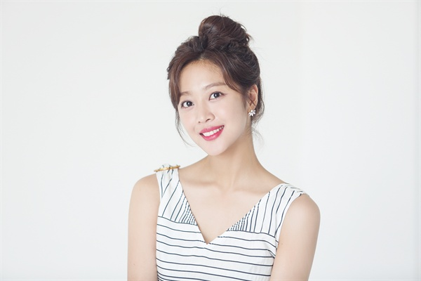 MBC 토요드라마 <이별이 떠났다>에서 정효 역을 맡은 배우 조보아.
