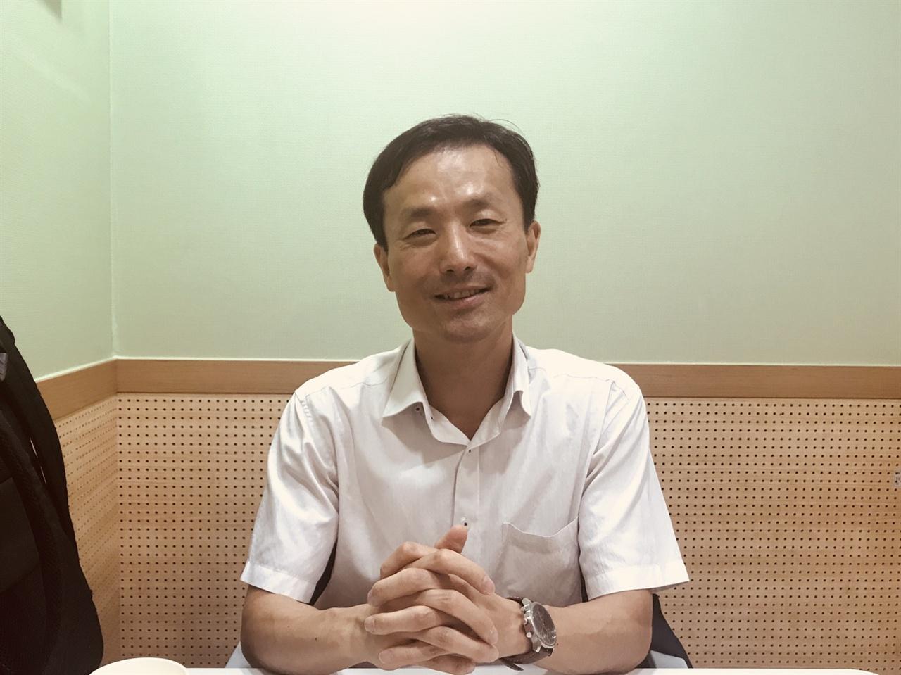 안정식 SBS 북한전문기자.