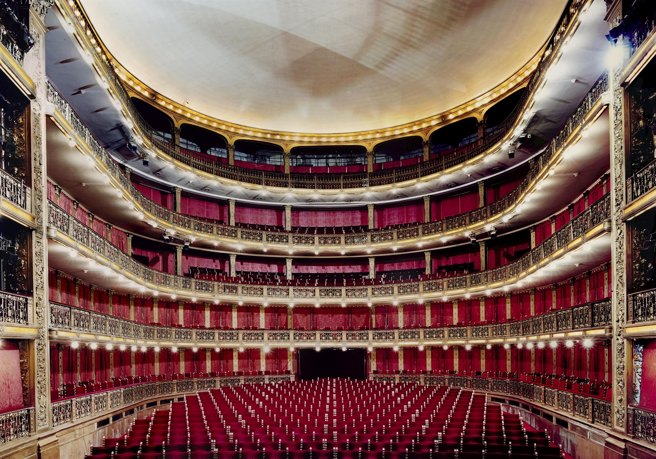 Teatro Cervantes Buenos Aires I