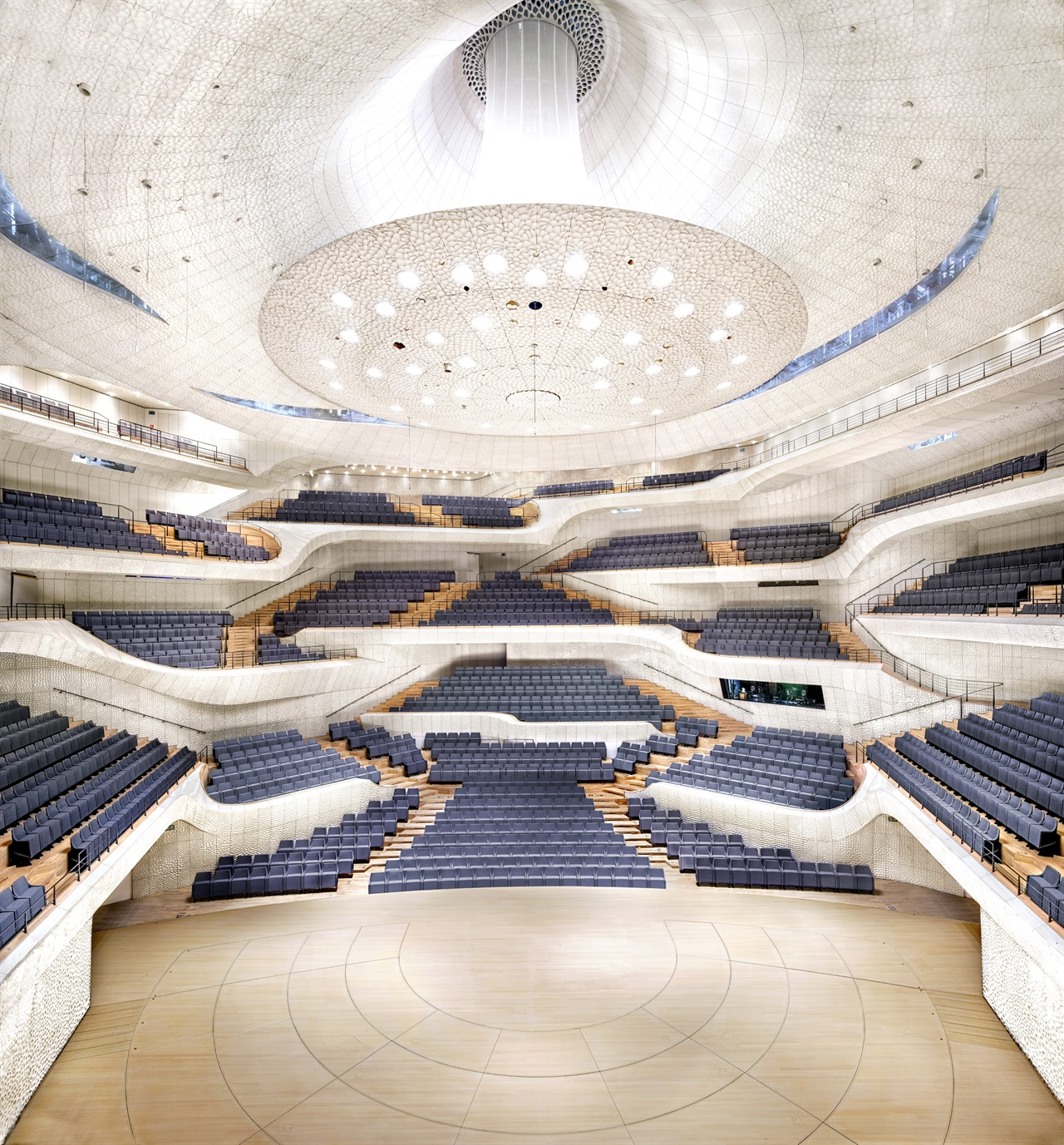 Elbphilharmonie Hamburg Herzog & de Meuron Hamburg II