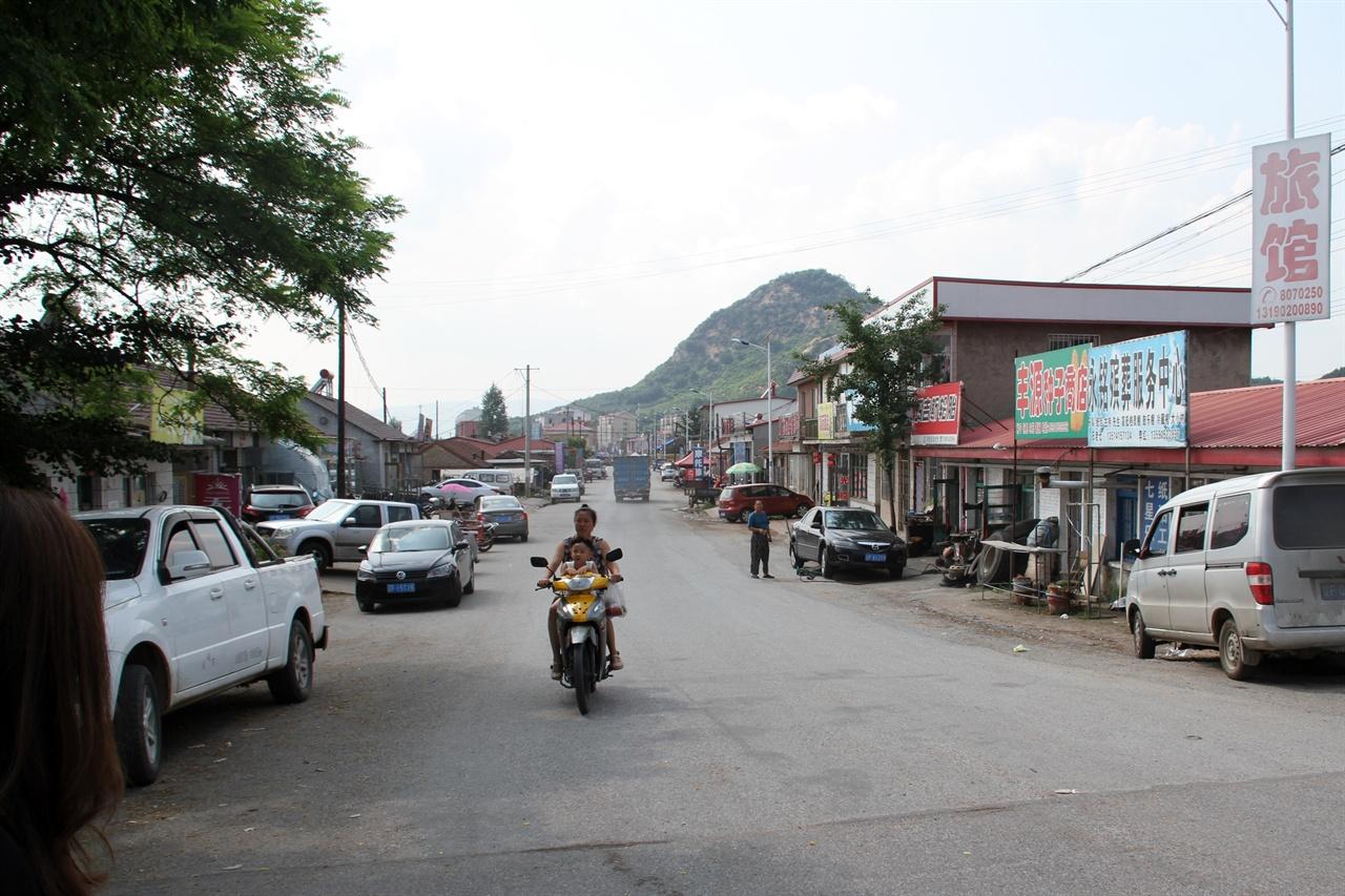 변문진 마을 조선 사람들로 가득했던 주막집이 있던 변문의 마을 이었을까? 지금은 한적한 시골마을 이다.