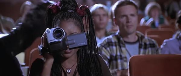 영화 'silent theater'(2000) 중 한 장면