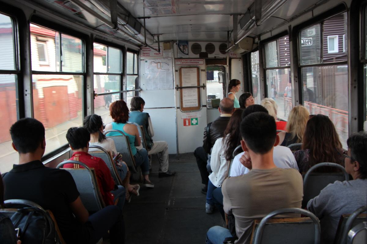 이르쿠츠크 트램