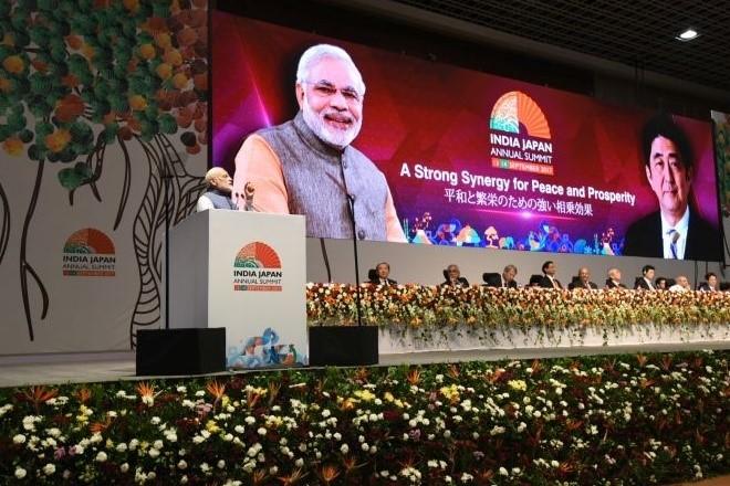 일-인도 포럼 인도와 일본은 매년 공식적으로 정상 회담을 개최하고 있다