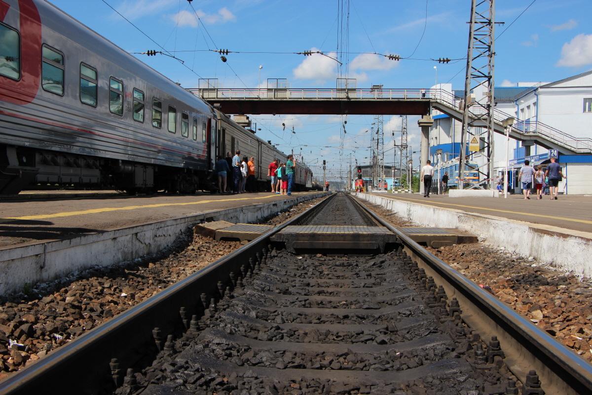 우리가 탄 시베리아 횡단열차: 선로 왼쪽