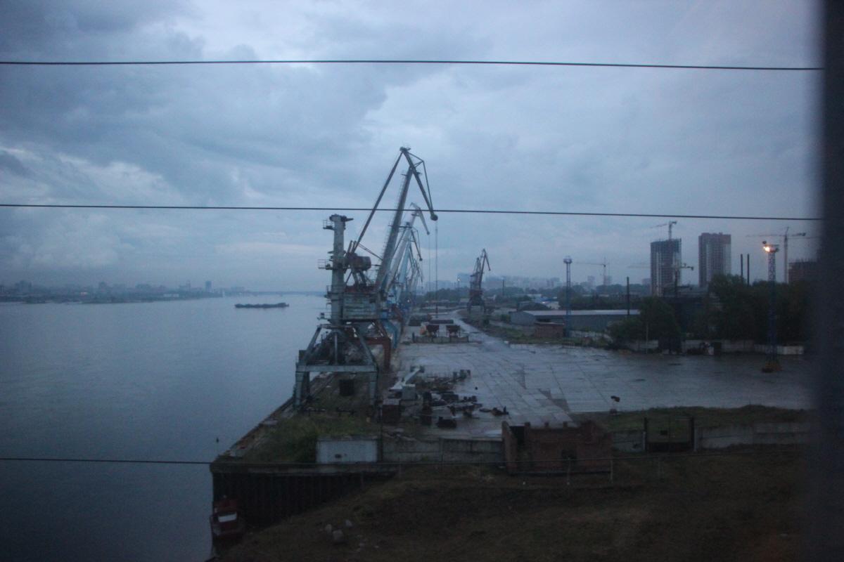 예니세이강