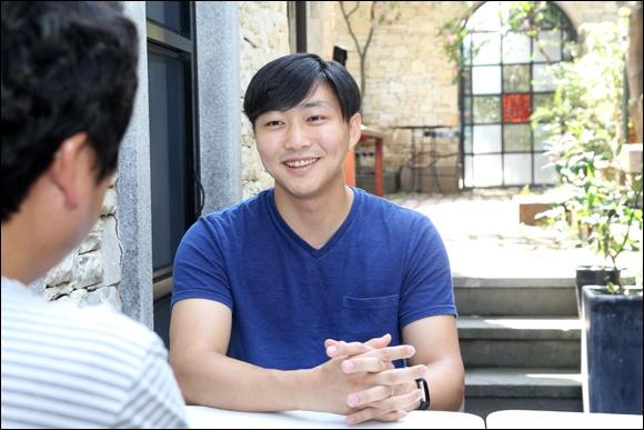 김대중 전 대통령의 맏손자인 김종대 리제너레이션 대표