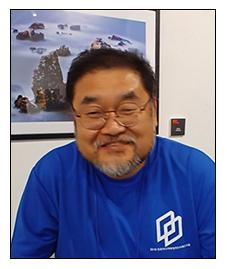 류은규 대담하는 류은규 인천아시아해양미디어 페스티벌 총감독