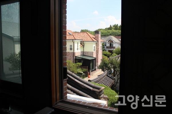 고 김대중 전 대통령 일산 사저