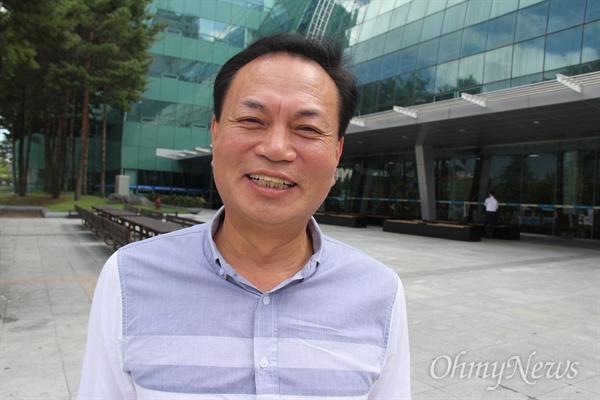차윤재 낙동강경남네트워크 공동대표.