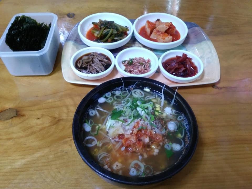전주콩나물국밥