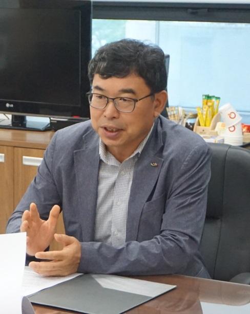 국민연금 서울남부지역본부 이래광 본부장은 국민연금에 대한 일부 잘못된 정보로 국민들이 피해를 보지 않길 바란다고 말했다.