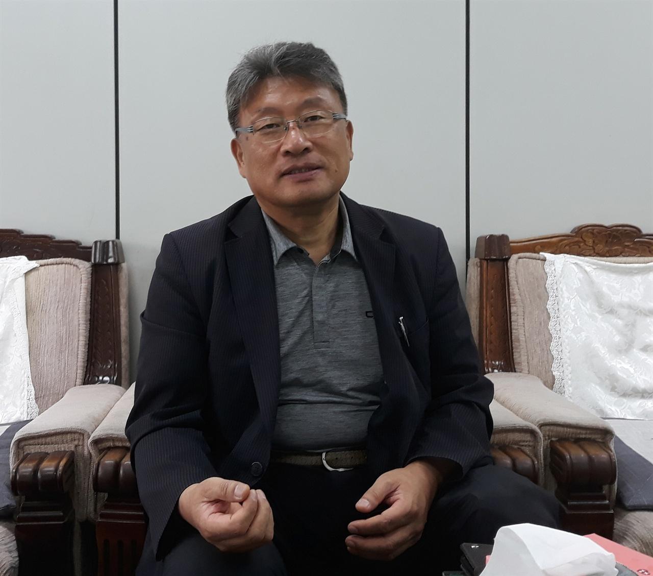 배형원 군산시의회 의원