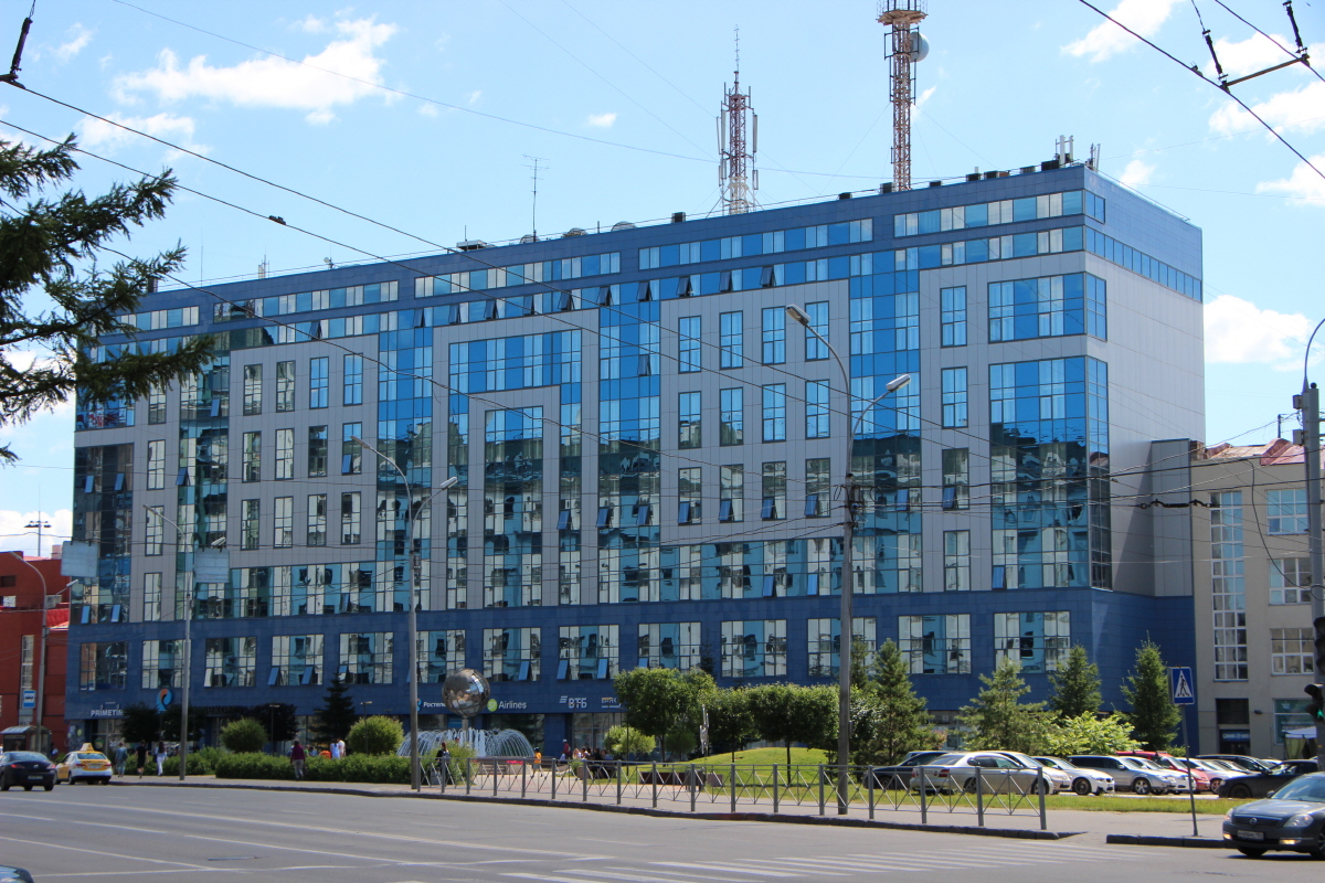 비지니스 빌딩