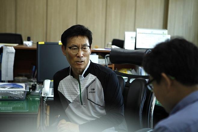 대천여중 박광순 진로교사