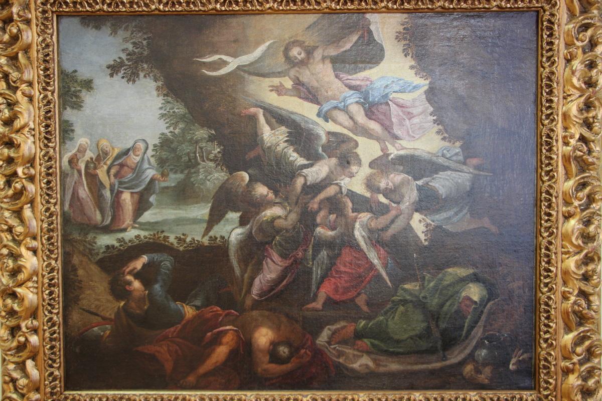 틴토레토 '그리스도의 부활'
