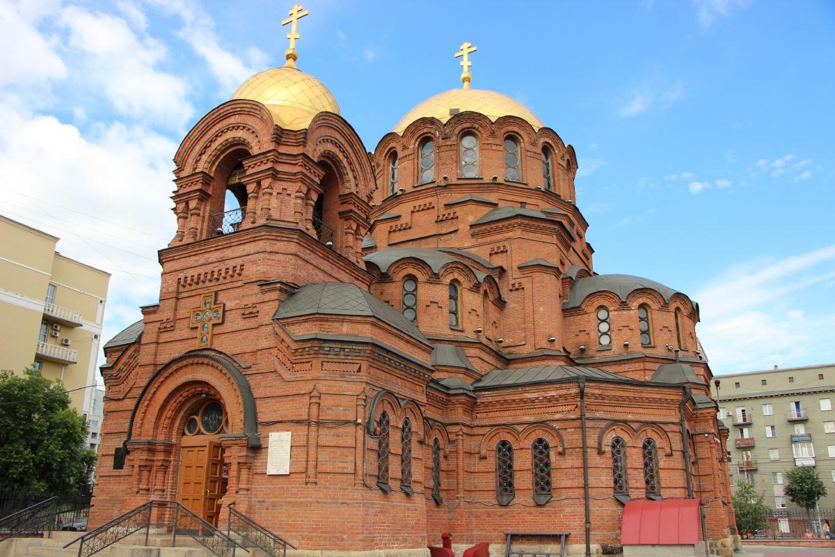 알렉산드르 네프스키 성당
