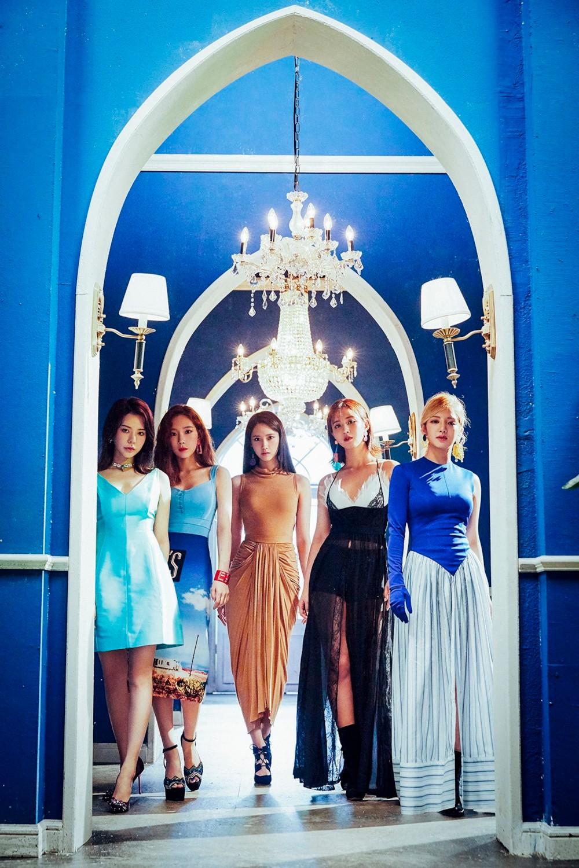 '소녀시대-태티서'에 이은 두 번째 유닛 '소녀시대-Oh!GG'가 발매한 싱글 앨범의 신곡 '몰랐니'