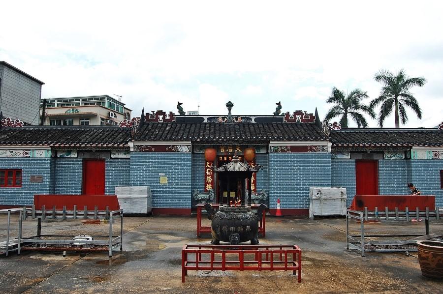 틴하우 사원