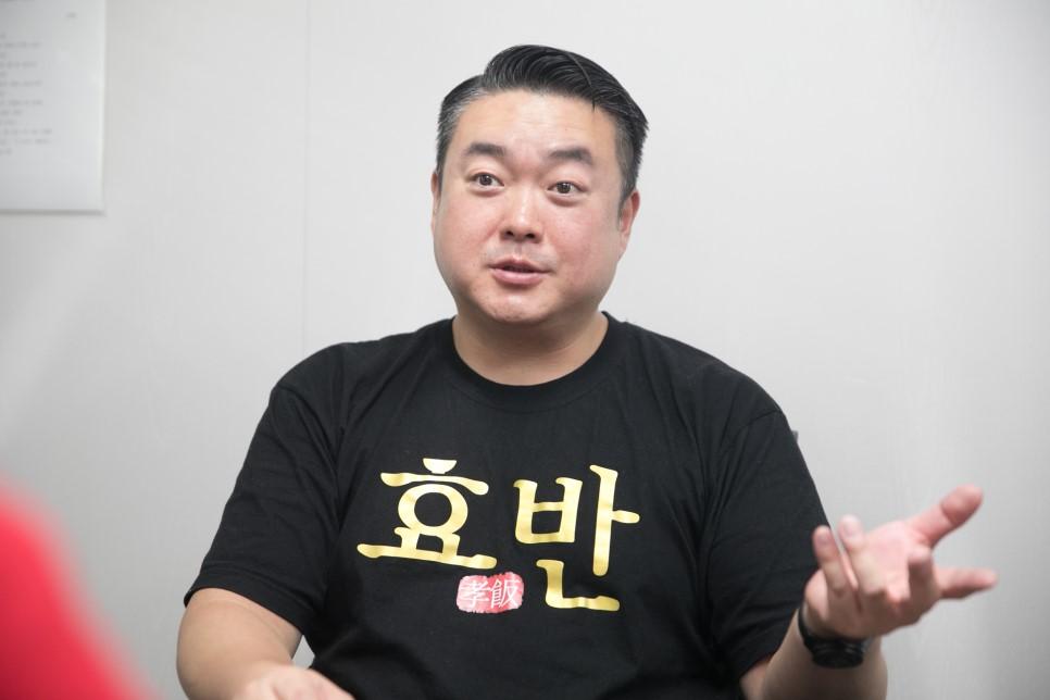 장성오 복지유니온 대표.