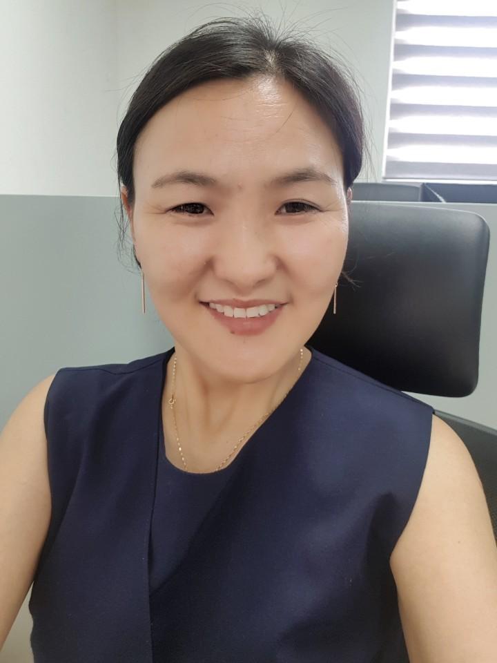 여수에 시집 온 몽골 결혼이주민여성 1호인 델게르마. 몽골출신 결혼이주민여성들이 어머니 처럼 여긴다. 한국이 좋아 친정식구 대부분이 한국에 산다