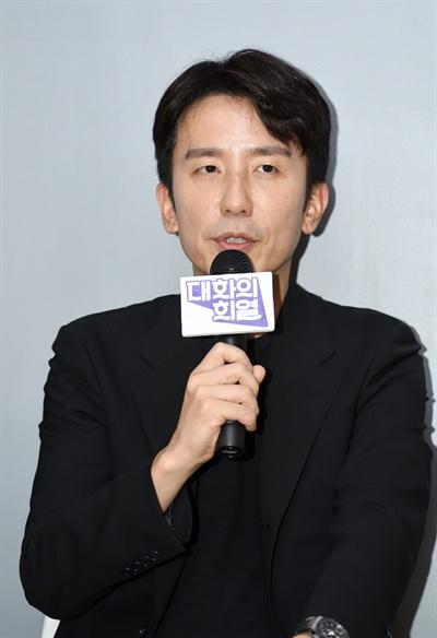 KBS <대화의 희열>의 진행자 유희열