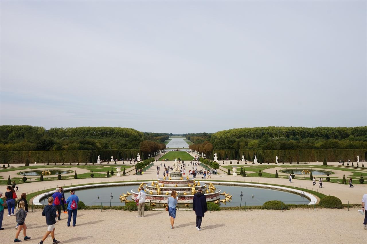 베르사유 정원