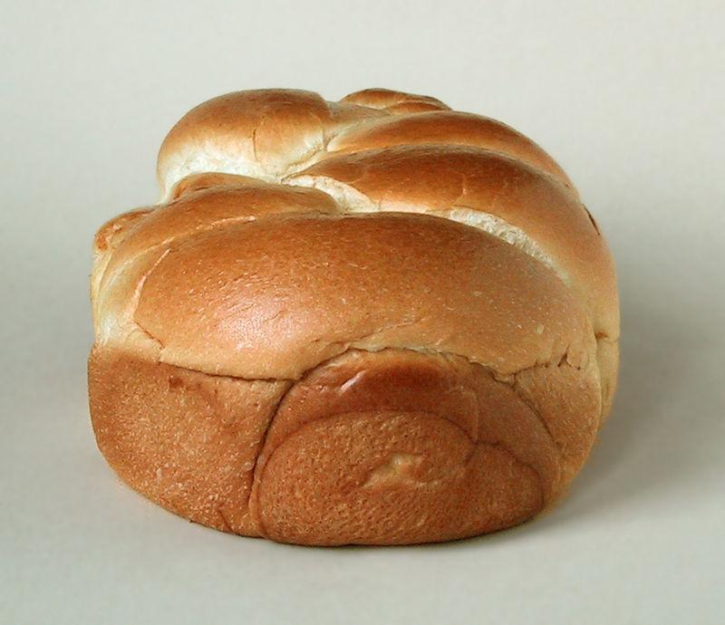 프랑스의 전통 빵 브리오쉬