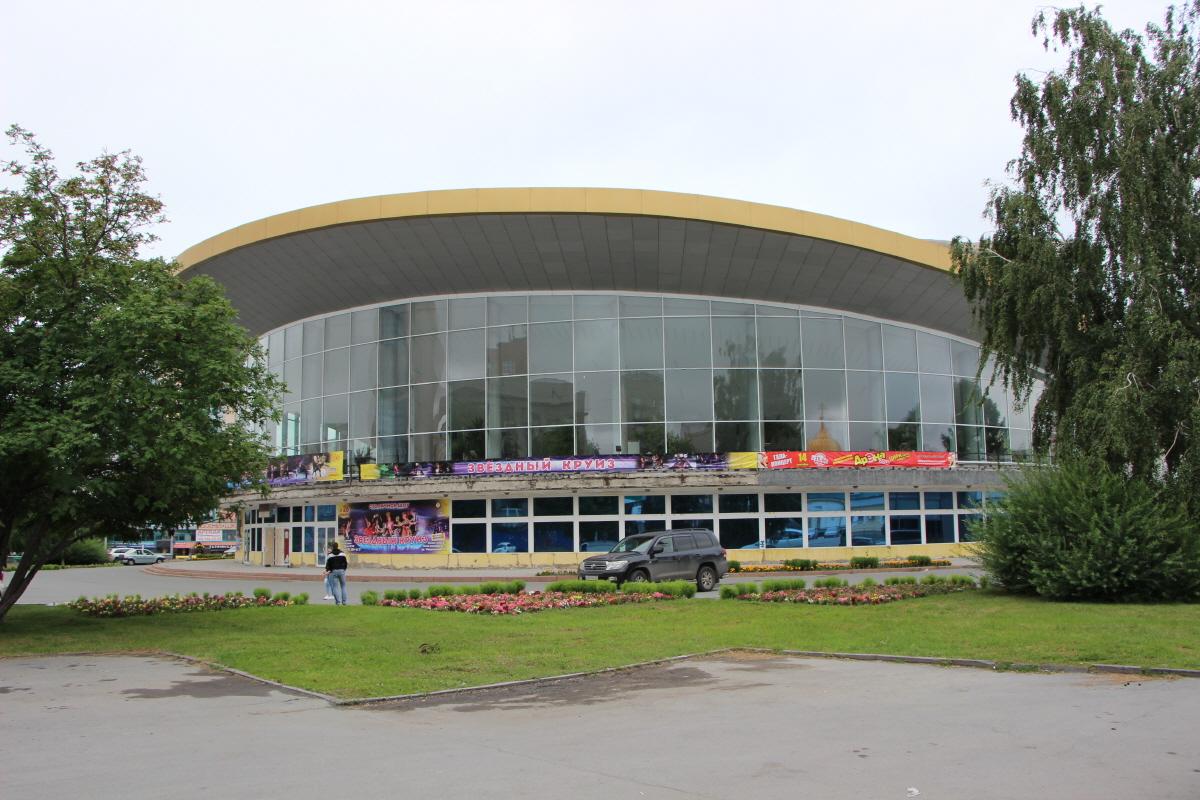 노보시비르스크 서커스 극장