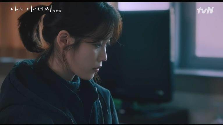 tvN <나의 아저씨>를 통해 아이유는 연기자 이지은으로 확실히 발돋움했다.