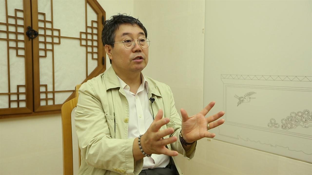 김군선 2018 대한민국 무형문화재대전 전시감독