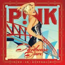 P!nk - Funhouse : Live In Australia