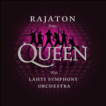 Rajaton - Sings Queen With Lahti Symphony Orchestra