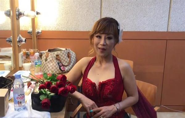 조수미(SMI엔터테인먼트)씨가 자신의 이야기를 다룬 뮤지컬 공연을 앞두고 영상으로 인사말을 전했다.