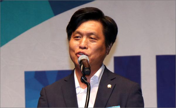 조승래 더불어민주당 대전시당위원장.
