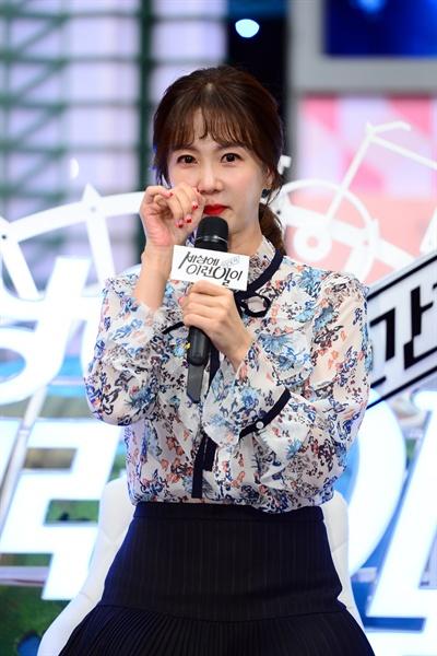 SBS <순간포착 세상에 이런 일이> 1000회를 지킨 MC 박소현.