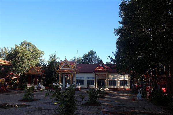 왓트마이 불교사원 내부 모습