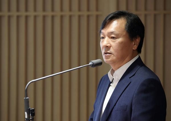 신인석 한국은행 금융통화위원회 위원.