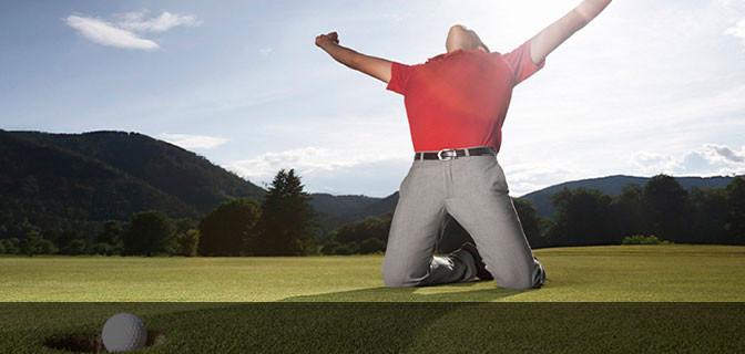 무조건 홀인원이라면 골프가 무슨 재미겠나? 즐거움은 과정에 있다.
