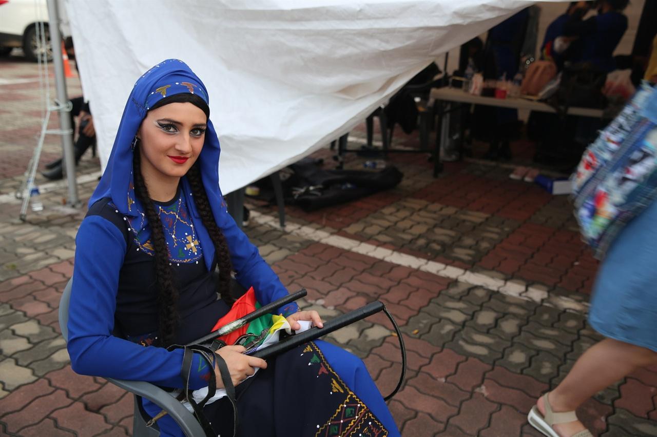 슬로바키아 댄서