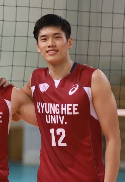 알렉스 선수(경희대·198cm)