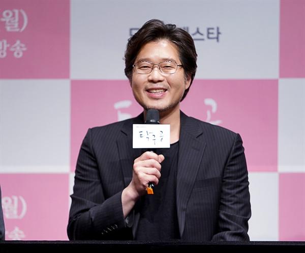JTBC 드라마페스타 <탁구공>의 배우 유재명