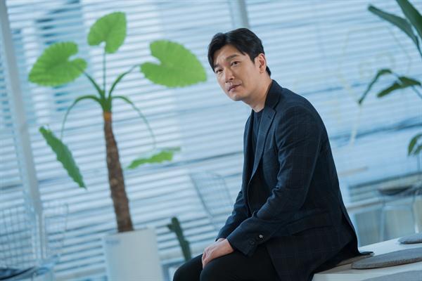 조승우 영화 <명당>의 배우 조승우가 14일 오후 서울 삼청동의 한 카페에서 인터뷰를 진행했다.