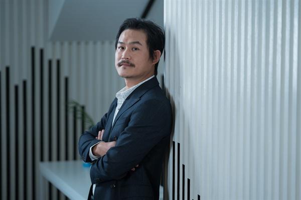 김성균 영화 <명당>의 배우 김성균이 지난 14일 오후 서울 삼청동의 한 카페에서 인터뷰를 진행했다.