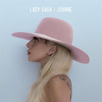 레이디 가가 < Joanne > 앨범 커버 이미지.