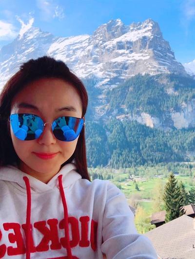 스위스 여행 중 찍은 사진.