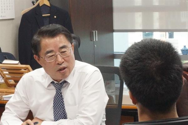 최경환 민주평화당 의원
